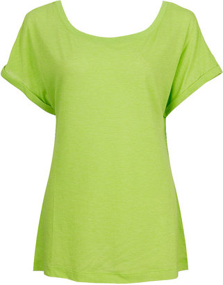Forever 21 Fab Relaxed Heathered Top