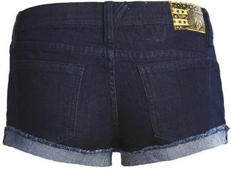 Volcom Sound Check Shorts - Low Rise (For Women)