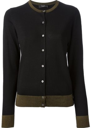 Paul Smith Black Label buttoned cardigan