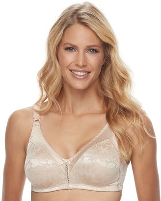 Bali Bra: Double Support Spa-Closure Comfort-U Full-Figure Bra 3372
