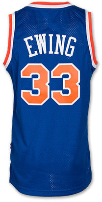Reebok Men's adidas New York Knicks NBA Patrick Ewing Soul Swag Jersey Shoe