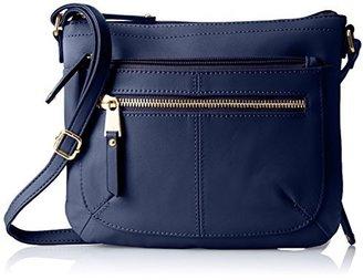Tignanello Pretty Pockets Small RFID Cross-Body Bag $53.13 thestylecure.com