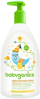 BabyGanics Night Time Baby Lotion