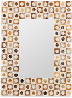 Kingsley Cooper Classics Patterned Mirror