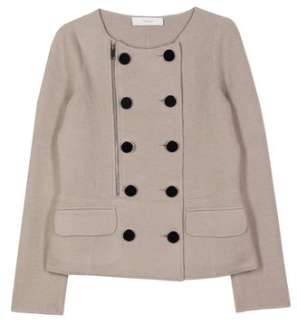 Pringle DOUBLE-BREASTED WOOL JACKET