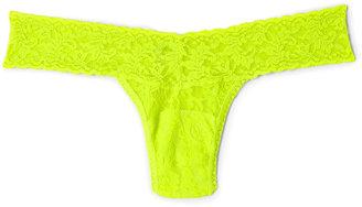 Hanky Panky Neon Glowstick Lace Low Rise Thong