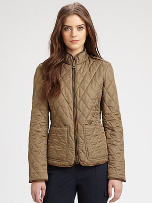 Burberry Edgefield Quilted Jacket