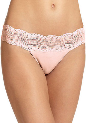 Cosabella Dolce Lace Thong