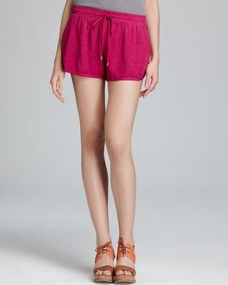 Splendid Shorts - Voile Tie Waist