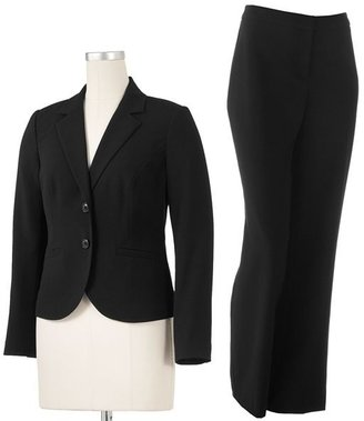 212 Collection Solid Suit Separates