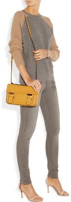 Reed Krakoff Academy leather shoulder bag