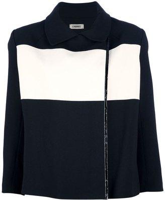 L'Agence colour block jacket