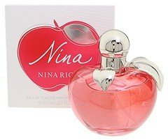 Nina Ricci Nina by Fragrance Eau de Toilette 2.7 oz