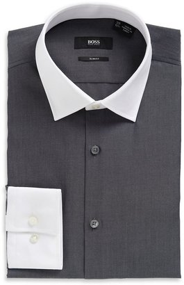 HUGO BOSS 'Jonne' | Slim Fit, Winchester Collar Dress Shirt by BOSS