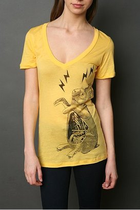 Urban Outfitters Vintage V-Neck Tee
