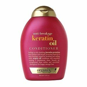 Organix Conditioner, Keratin Oil