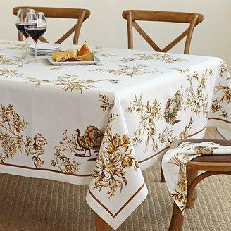 Williams-Sonoma Estate Turkey Tablecloths