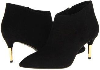 Brian Atwood Mcalester (Black Suede) - Footwear