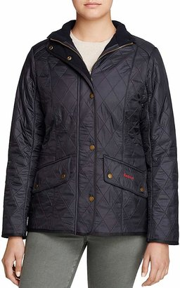 Barbour Cavalry Polarquilt Jacket $279 thestylecure.com