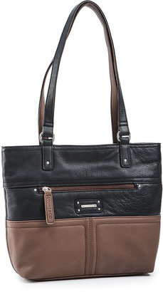 STONE AND CO Stone & Co. Donna Leather Tote $99 thestylecure.com