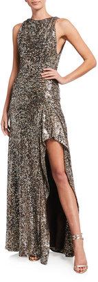 Jonathan Simkhai Sutton Speckle Persian Cat Gown