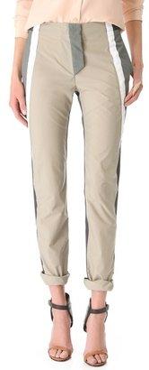 Richard Chai Combo Windbreaker Trousers