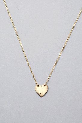 Adina Tiny Heart w/Diamond