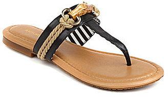 Arturo Chiang Deeki Flat Sandals
