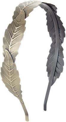 BCBGMAXAZRIA Leaf Headband