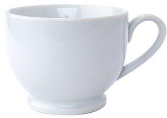 Sur La Table Blanc Footed Latte Cup, 10 oz.