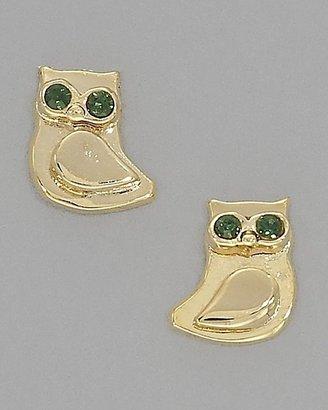 Juicy Couture Owl Stud Earrings