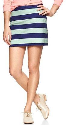 Gap Rugby mini skirt