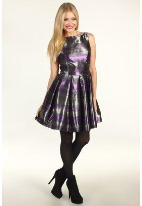 BB Dakota Jensine Dress (Purple) - Apparel
