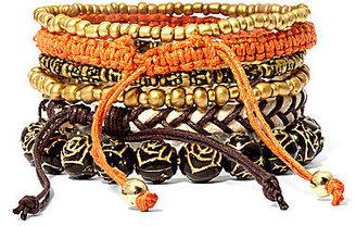 Arizona 6-pc. Assorted Bracelet Set