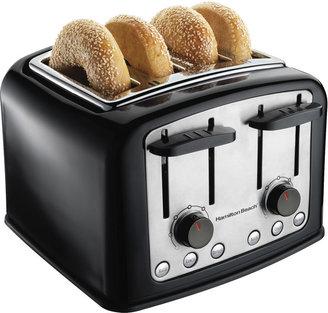 Hamilton Beach SmartToast 4-Slice Cool Touch Toaster