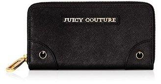 Juicy Couture Sophia Leather Zip Wallet