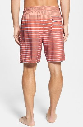 Quiksilver Waterman Collection 'Zebro' Volley Shorts