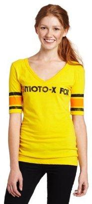 Fox Juniors Moto-X Football Tee