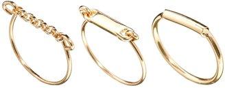 Asos Fine Ring Pack