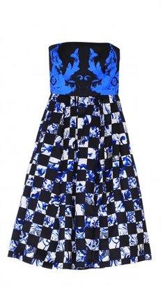 Tibi Rococo Statement Dress