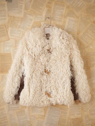 Free People Vintage Shearling Jacket