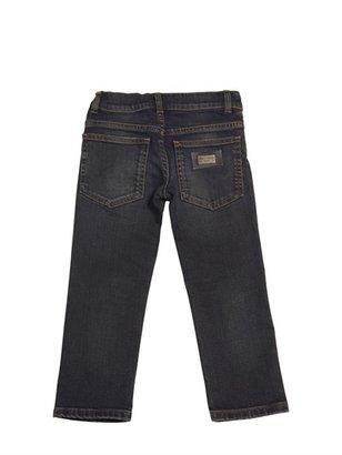 Dolce & Gabbana 6 Pockets Regular Fit Jeans