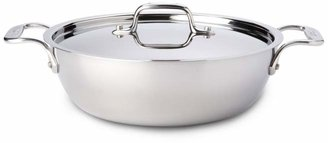 All-Clad Stainless Steel 3 Quart Cassoulet with Lid