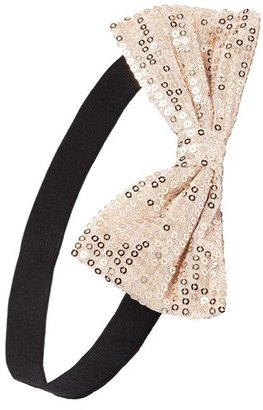 Cachet Creations Sequin Bow Headband (Juniors) (Online Only)