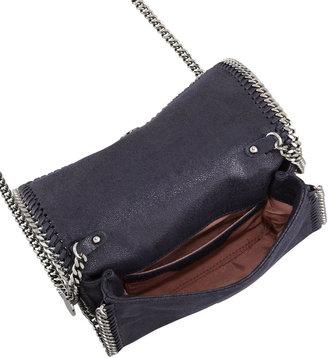 Stella McCartney Falabella Crossbody Bag, Navy