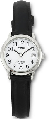 Timex Easy Reader Womens Black Strap Watch $43.96 thestylecure.com
