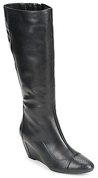 Rockport NELSINA TALL BOOT women's High Boots in Black