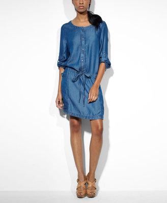 Levi's Luxe Shirt Dress
