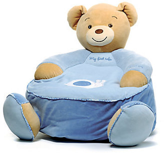 Kaloo Blue Maxi Bear Sofa