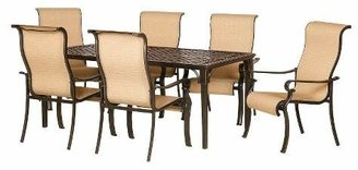 Hanover Brigantine 7-Piece Sling Patio Dining Furniture Set